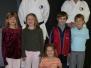 2009 Karatekurs in der Volksschule W-E